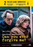 CineFiliaal: Can You Ever Forgive Me?